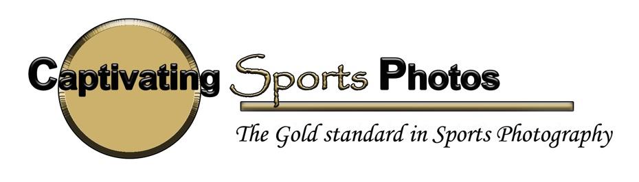 Captivating sport photo logo web