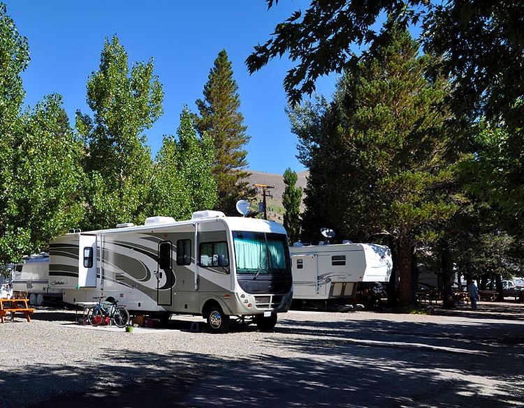Silver Lake RV-park